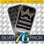 TripleClicks Silver76Pack Gateway: